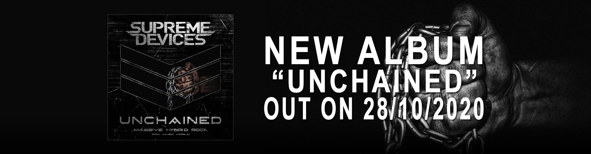 Unchained - Weboldal